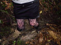 12 bästa bilderna på Wetlook | Lårhöga stövlar, Gummistövlar