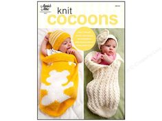 Learn to make a baby cocoon!