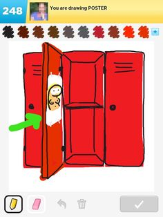 Door Cascade visuele communicatie ontwerper Bart Wemelsfelder - Draw Some - Poster