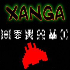 Xanga is a very addictive and entertaining game.  Get ready to dodge the alien missiles and destroy all the aliens.
