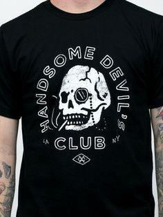 DEVIL'S CLUB (BLACK)