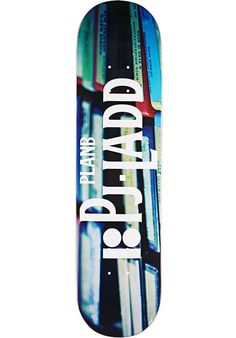 Plan-B Ladd-Tunes, Deck, multicolored Titus Titus Skateshop #Deck #Skateboard #titus #titusskateshop