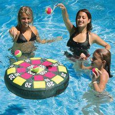 Juegos divertidos de la piscina #Piscina #Juegos #Verano