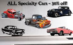 All Classic Cars and Vintage Vehicles are on sale for 30% off! http://www.upitall.com/Private/u/384/742/10337
