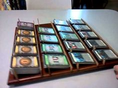 Rotating Dominion tray