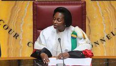 Gabon - Marie Madeleine MBORANTSUO face à la justice française: Le problème est ailleurs: L'élévation récente de la présidente de… #Team237