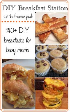 Do you struggle with morning frenzy? This is the solution for you! It's breakfast made easy! Happy moms. Healthy kids.