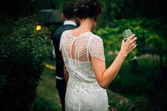A Jenny Packham gown for a Festival Style Yurt Wedding | Love My Dress® UK Wedding Blog