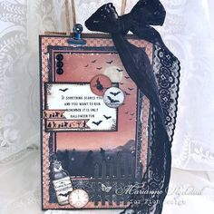 Trick or Treat gift bag with The Witching Hour collection