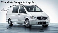 Medias Mercedes-Benz VITO MIXTA COMPACTA Mercedes Benz Vito, Van, Tights, Vans