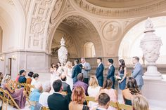 Private Ceremony at San Francisco City Hall - Amazing San Francisco Wedding Venue - SF City Hall Wedding Photos City Hall Wedding Photographer JBJ Pictures - Best Wedding Venues in San Francisco