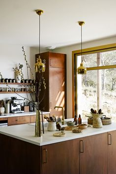 Alvar Aalto, Beautiful Kitchen Designs, Best Kitchen Designs, Beautiful Kitchens, Kitchen Interior, Modern Interior, Kitchen Decor, Interior Design, Bauhaus
