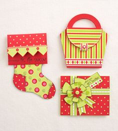 Creative Gift-Card Holders for Christmas