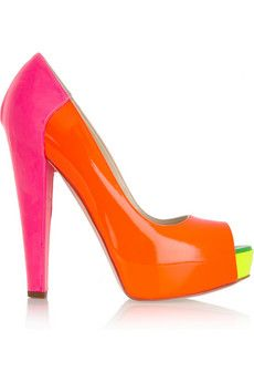 Brighten Up: 15 of the Best Neon Buys | The Front Row View