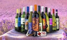 Groupon - 6 or 12 Bottles of Wine from Barclays Wine (Up to 84% Off)  . Groupon deal price: $39
