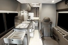 Camper Interior Furniture Conversion Kit For Sprinter