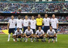 USA mens soccer team