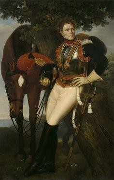 A French Cuirassier, 1813 by Jose de Madrazo