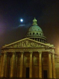 The Pantheon Paris