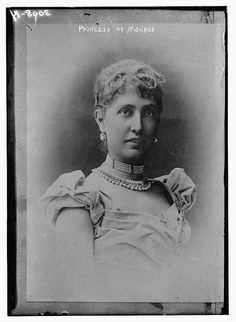 Princess of Monaco (LOC) by The Library of Congress, via Flickr