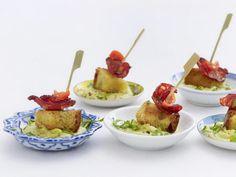 Fingerfood - herzhafte Snacks für Party und Buffet - chorizo-brod  Rezept