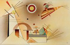 Vassily Kandinsky - Reduced Weight