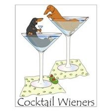 Cocktail Wieners (duo) Posters