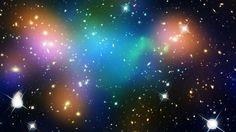 Het universum is ook geschapen door een kunstenaar