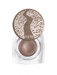 #COLOROFSUMMER tarte Amazonian clay waterproof cream eyeshadow in slate (Yay for neutral shades!)