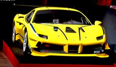 Ferrari 488 Challenge Will Take Turbos to the Track