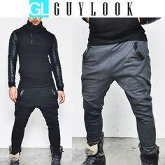 cannot get enough of Korean men's streetwear!!!