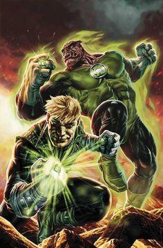 Green Lantern Warriors •Lee Bermejo