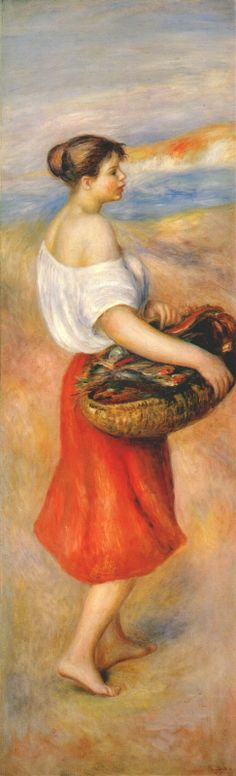 Pierre Auguste Renoir ~ Il paesaggio