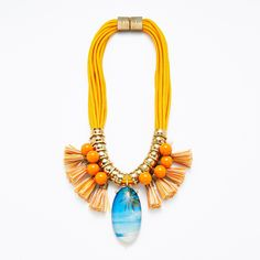 On The Beach In Hawaii Necklace - HOLST + LEE