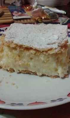 Gluténmentes házi krémes recept | GM Konyha Sin Gluten, Vanilla Cake, Cheesecake, Food, Glutenfree, Gluten Free, Cheesecakes, Essen, Meals