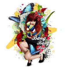 """""""Bangbang-pow ♥"""" by neamisra on Polyvore"""