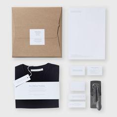 The White T-Shirt Co  Branding