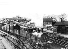 Spalding Station in 1920's