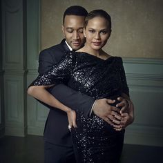 @johnlegend @chrissyteigen #vfoscarparty