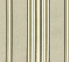 Home Decor Print Fabric- Waverly Liberty Stripe Shale