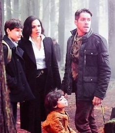 Awesome Regina Robin Roland Henry (Lana Sean Raphael Jared) Once S5A