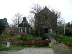 De Rijp Doopgezinde kerk Noordeinde