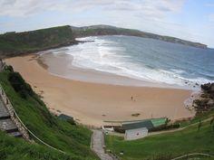 Playa de los Locos. Suances (Cantabria)