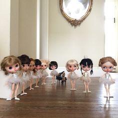 Dolly Treasures @dollytreasures Blythe 亜種か…