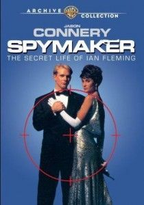 Spymaker: The Secret Life of Ian Fleming, Starring Jason (son of Sean) Connery.  This is a campy, not quite true, story of the life of Ian Fleming up to the time he began to write his famous series of Bond books.