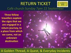 FREE - Tonight 7pm - Chapel by the Sea - Reincarnation??