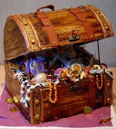 The Goonies Treasure Chest