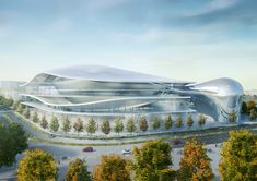 Designed by Studio Fuksas in Canberra,Australia with date 2014. Images by Archivio Fuksas. Italian architects Studio Fuksashave been selected, along with Canberra-based Guida Moseley Brown Architects, to des...