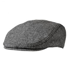 3b5e5fb3605 District DT621 Mens Cabby Hat Driver Cap NEW Black Grey S M African American