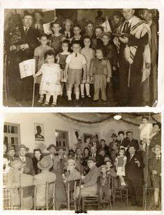 As Sinagogas em São Paulo-Arte e Arquitetura Judaica: Fotos antigas do Shil da Lapa